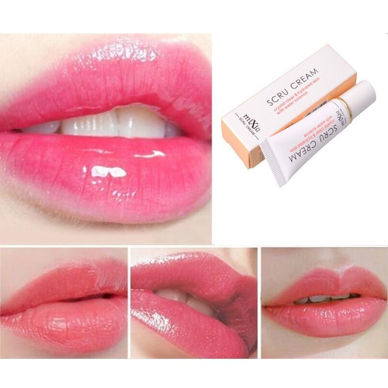 1pcs propolis lip exfoliating Moisturizer repair lip plumper dead skin gel of men and women full Lip nursing scrubs H7