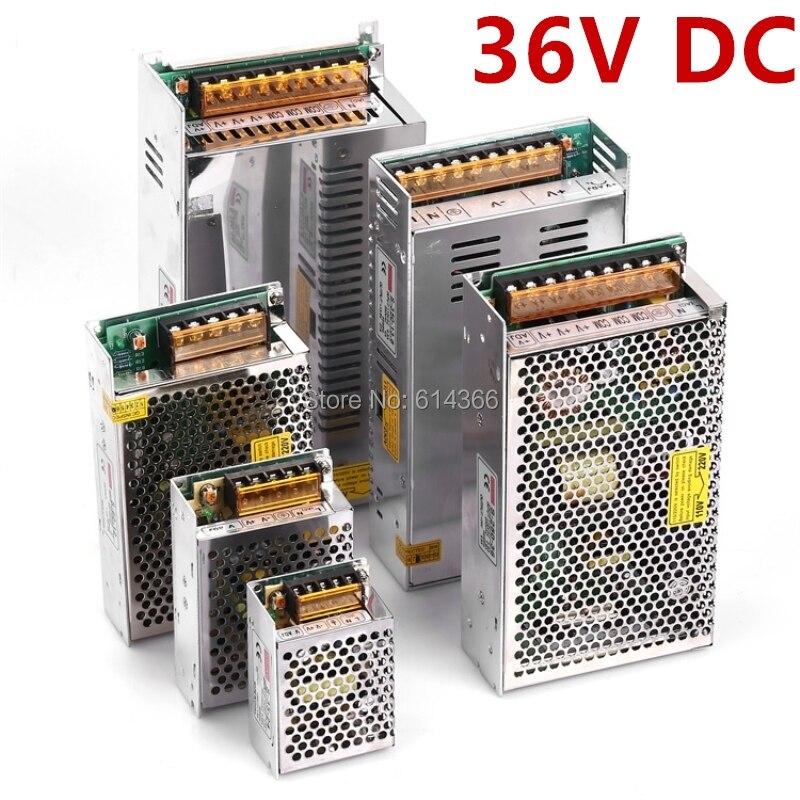 DC36V 2A 2.7A 3.3A 4.2A 5.5A 7A 9.7A 13.8A 16.5A 22A 27.5A 33A Power Supply LED Driver Power Adapter For LED Strip light
