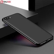 Pour Huawei Honor 10 étui Honor10 housse armure antichoc Ultra mince pare-chocs anti-empreintes digitales mince protéger la couverture arrière pour Honor 10