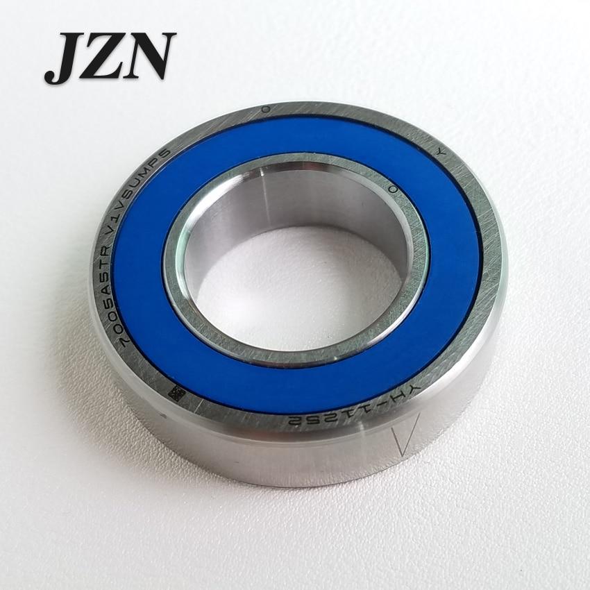 Free Shipping High-precision angular contact bearing engraving machine bearing a single free 7000 701 7002 7003 7004 7005 2RZ P5