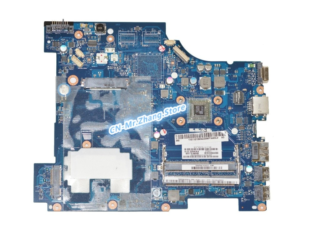SHELI لينوفو G575 اللوحة المحمول W/ل E450 CPU 11A11013934 11013934 PAWGD LA-6757P DDR3