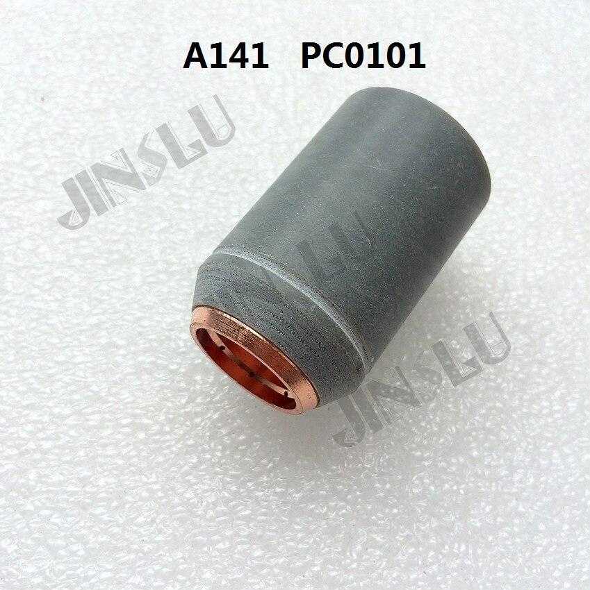 Наружная насадка A141 PC0101, 1 шт., неоригинальные расходные материалы для воздушной плазменной резки Trafimet