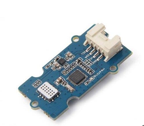 Многоканальный газовый датчик CO NO2 H2 Alcohol NH3 CH4 Гроув, датчик MiCS-6814 с базовым экраном