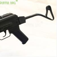 Outdoor activities CS LeHui AK74U water bullet retrofitted accessories Romania AK rear support Mpi-KM-74 3D printing KI61
