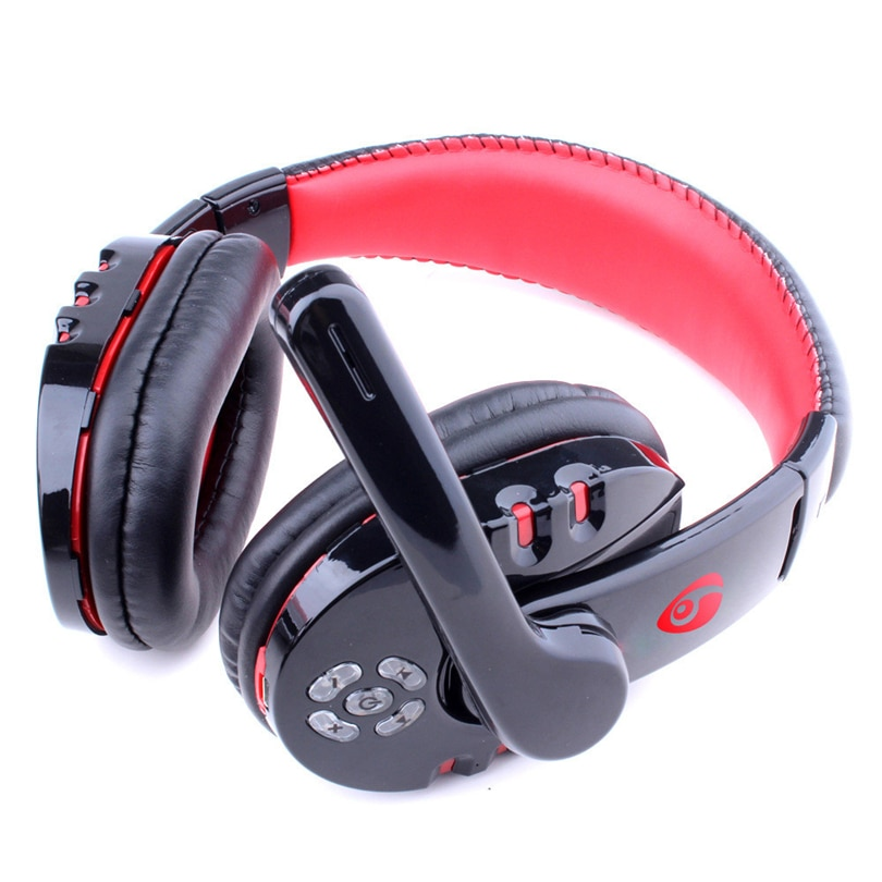 Nueva moda Bluetooth inalámbrico de Auriculares auriculares de alta fidelidad con micrófono para PS4 para PC para teléfono para PUBG A30
