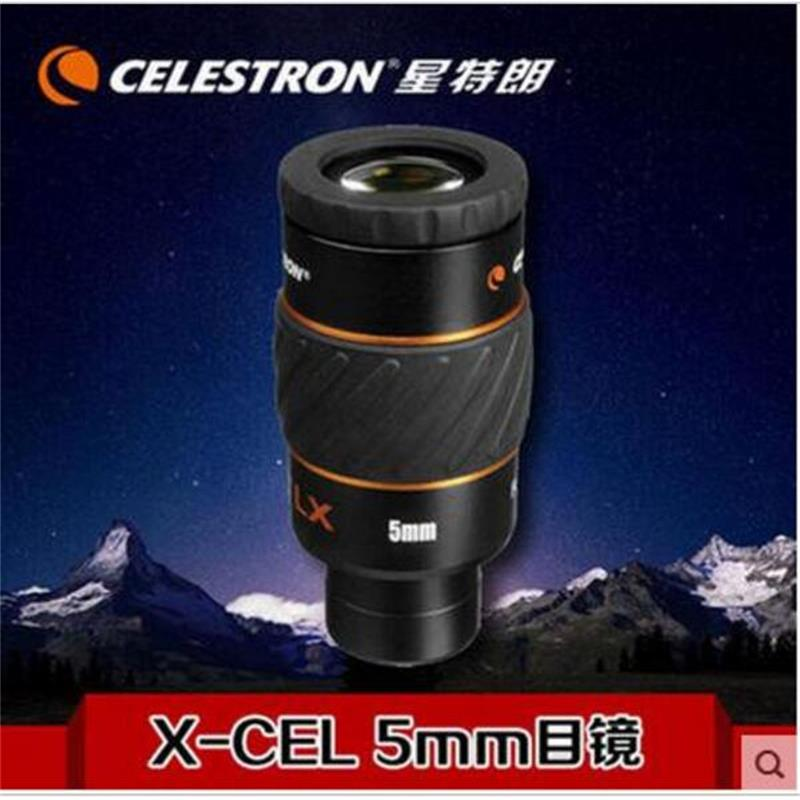 Celestron X-CEL LX 5mm 60 degree super wide angle eyepiece nebula / Planetary eyepiece 1.25 inches