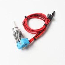 Blurolls V6 Hotend kit pré-assambré pour PRUSA i3 MK3 MK2S/MK2.5