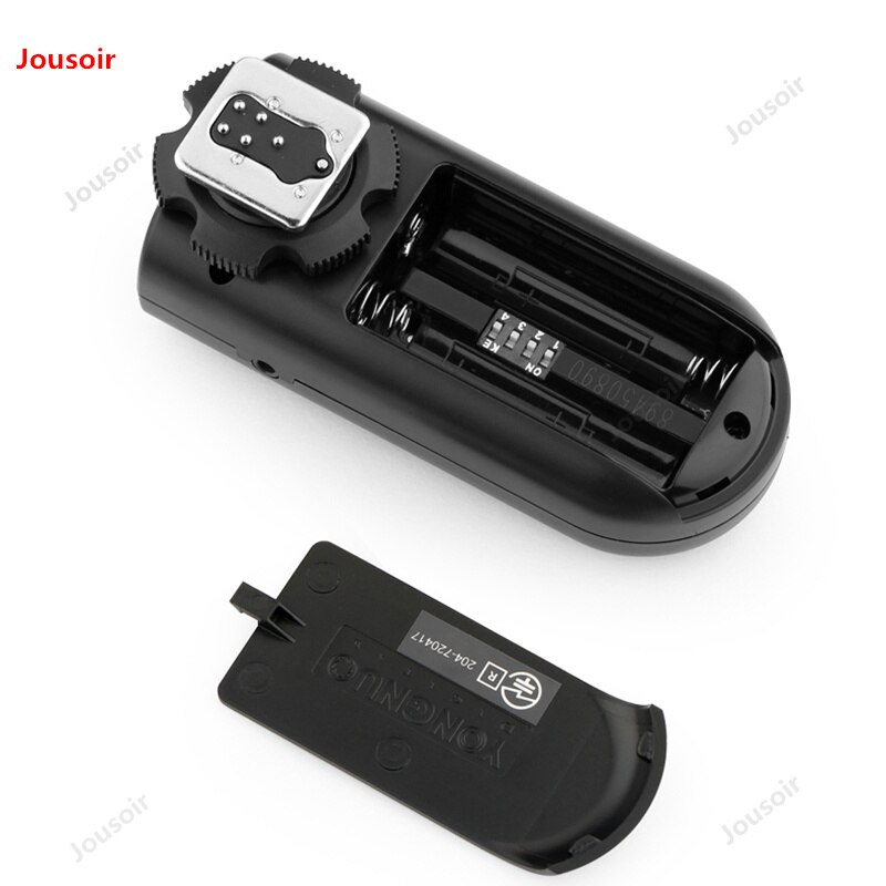 RF603II C3 cámara de Flash de segunda generación, disparador de lámpara 560III 560IV SLR, disparador inalámbrico, espera duradera CD50 T07