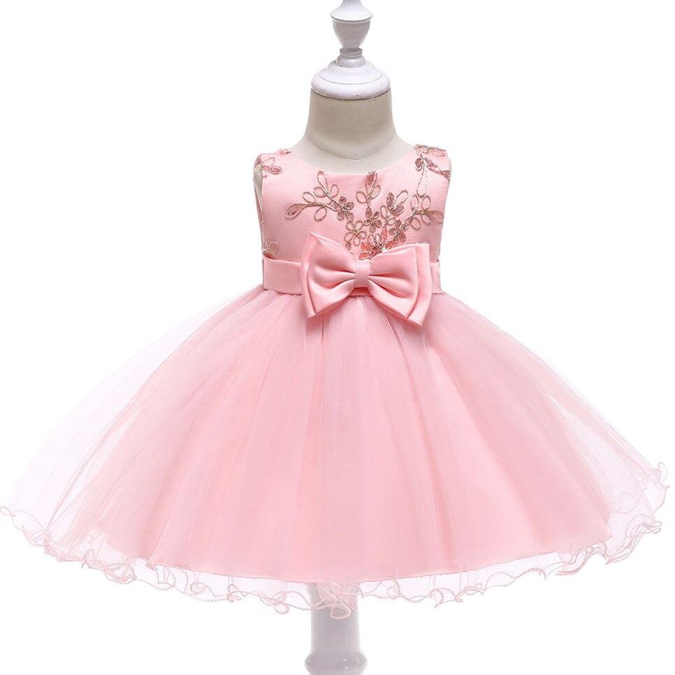 Robes de soirée princesse pour petites filles   Vêtements Tutu élégants brodés, pour fêtes anniversaires, bal de mariage, pour enfants filles