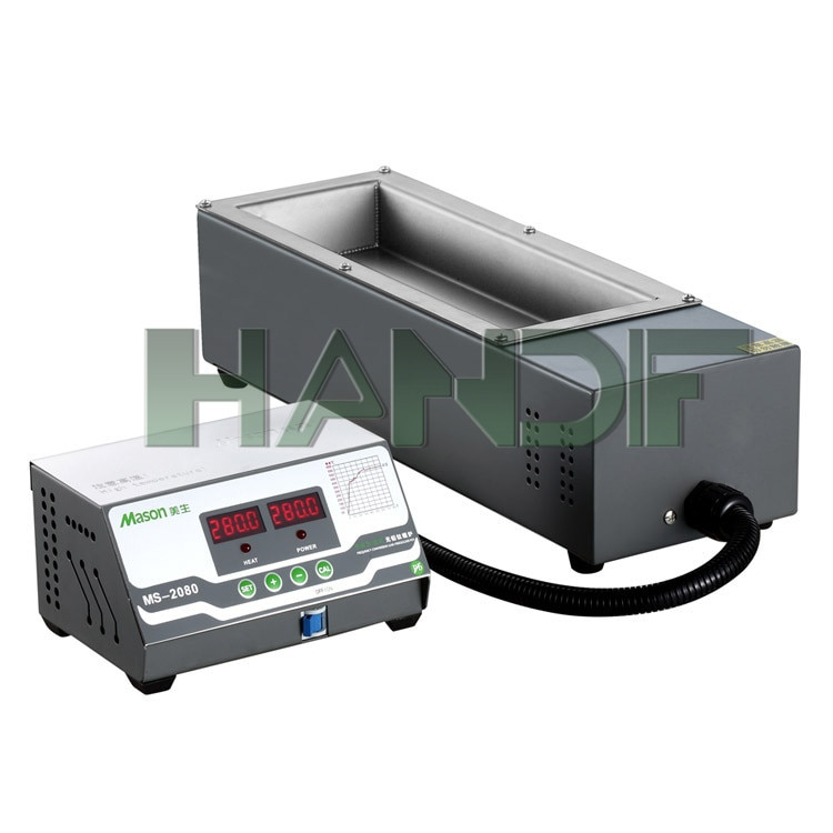 Handif MS-2080 Pure Tin Material Soldering Pot