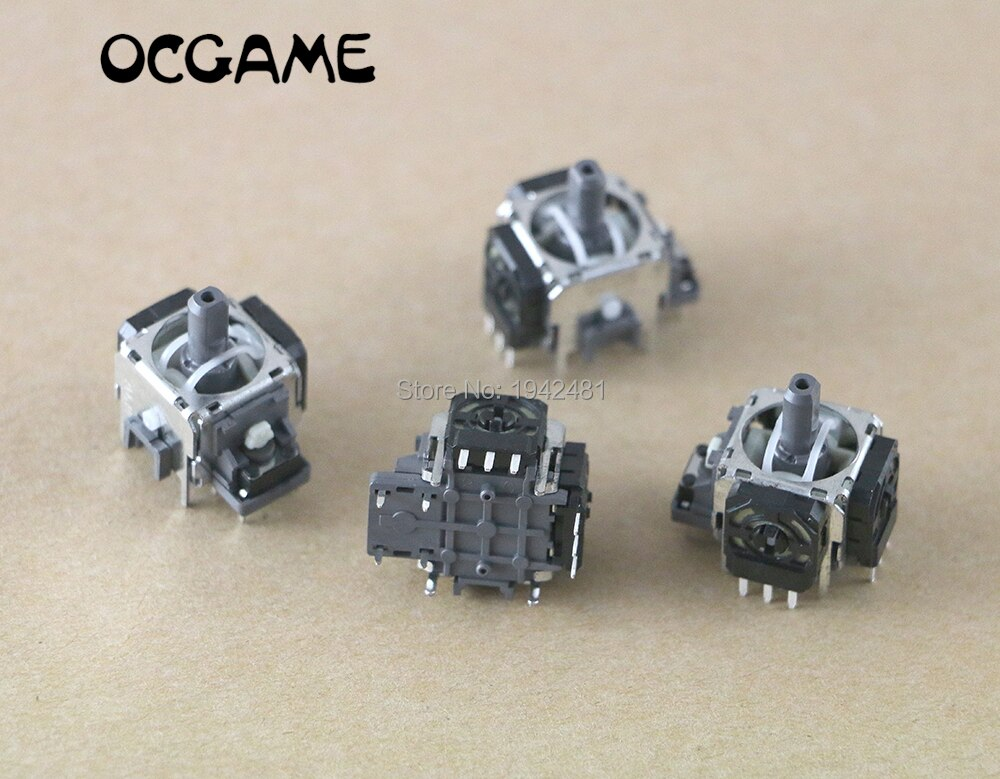 OCGAME 3 unids/lote palanca analógica reemplazo 3D interruptor basculante para XBOX ONE xboxone controladores botón Manual Joystick