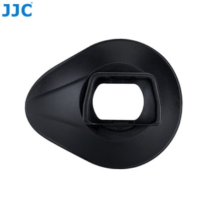 Image 3 - JJC силиконовый вращающийся на 360 ° наглазник видоискатель окуляр для Sony A6100 A6300 A6000 NEX 6 NEX 7 чашка для глаз камеры заменяет FDA EP10