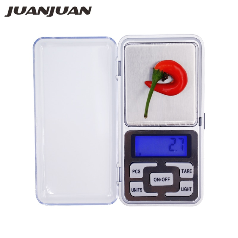 200g/300g/500g/1000g x 0.01g /0.1g Mini Electronic Digital Balance LCD display with backlight Jewelr