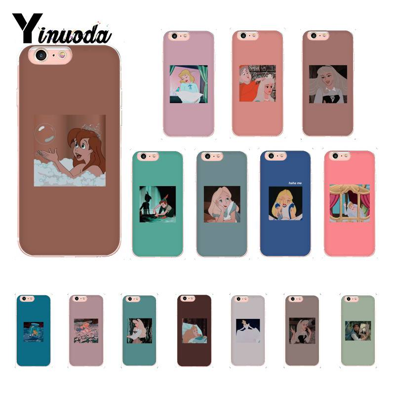 Yinuoda Fairy princess prince funny aesthetic cute Phone Case for iPhoneX XSMAX 6 6s 7 7plus 8 8Plus 5S SE XR 11 11pro 11promax