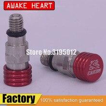 Soupape de décharge de pression pour Honda   Fourchette rouge M5 0.8mm fourchette à Air pour Honda CR CRF CR125R CR250R CRF250R CRF250R CRF250X CRF250X