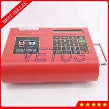 DN15-100mm TS-2-HT высокотемпературный датчик небольшого размера TUC-2000E портативный ультразвуковой расходомер тепла со встроенным принтером