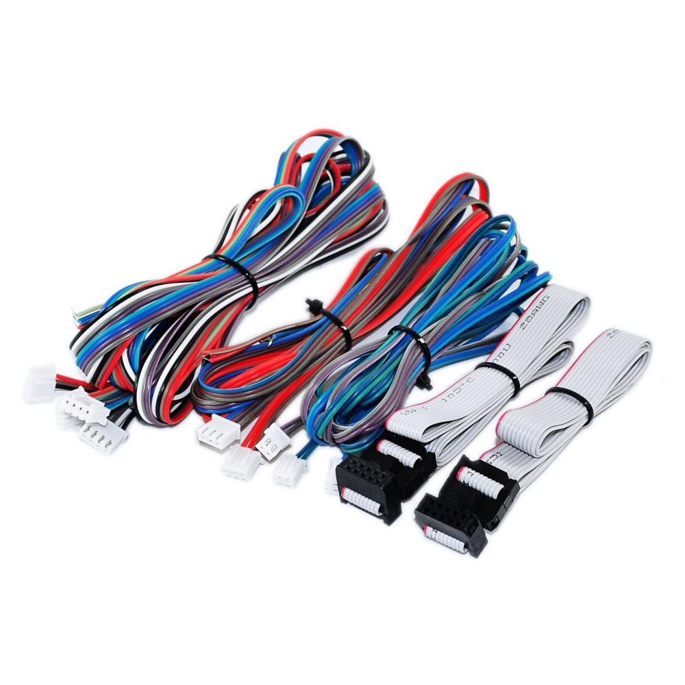 Бесплатная доставка! 1 комплект выделенного провода для принтера 3 D|wire wire|wire freewire