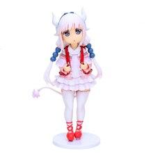Anime Kanna Kamui kobayashi-san Chi pas de femme de chambre Dragon figurine Action PVC modèle à collectionner jouet