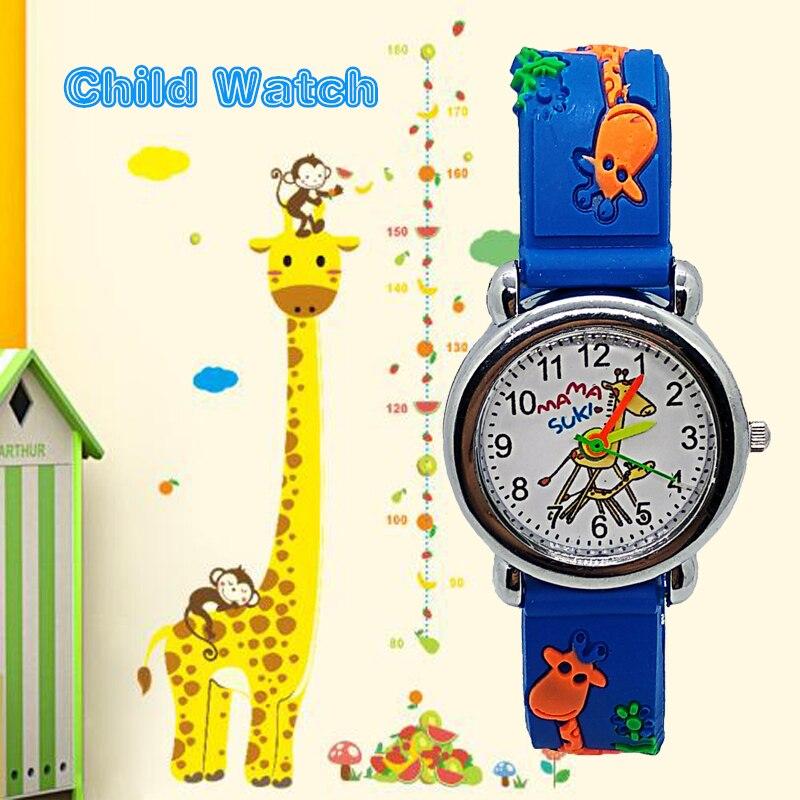 Reloj de pulsera de cuarzo Digital de cuero para niños y niñas de Adventure Time, reloj deportivo para niños y niñas C7
