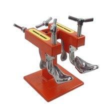 1 Machine de civière détirement de chaussure bidirectionnelle de pc