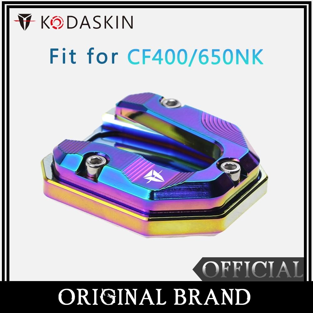 Алюминиевая боковая подставка KODASKIN CNC для мотоцикла cfmoto 400nk 650NK