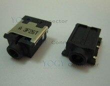 Prise Audio adaptée au Satellite Toshiba   10 pièces, pour ordinateur portable C805D L830 L845 l845d C840 C845 C840D C845D, connecteur audio féminin