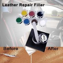 Leather Repair Filler Compound For Leather Restoration Cracks Burns & Holes