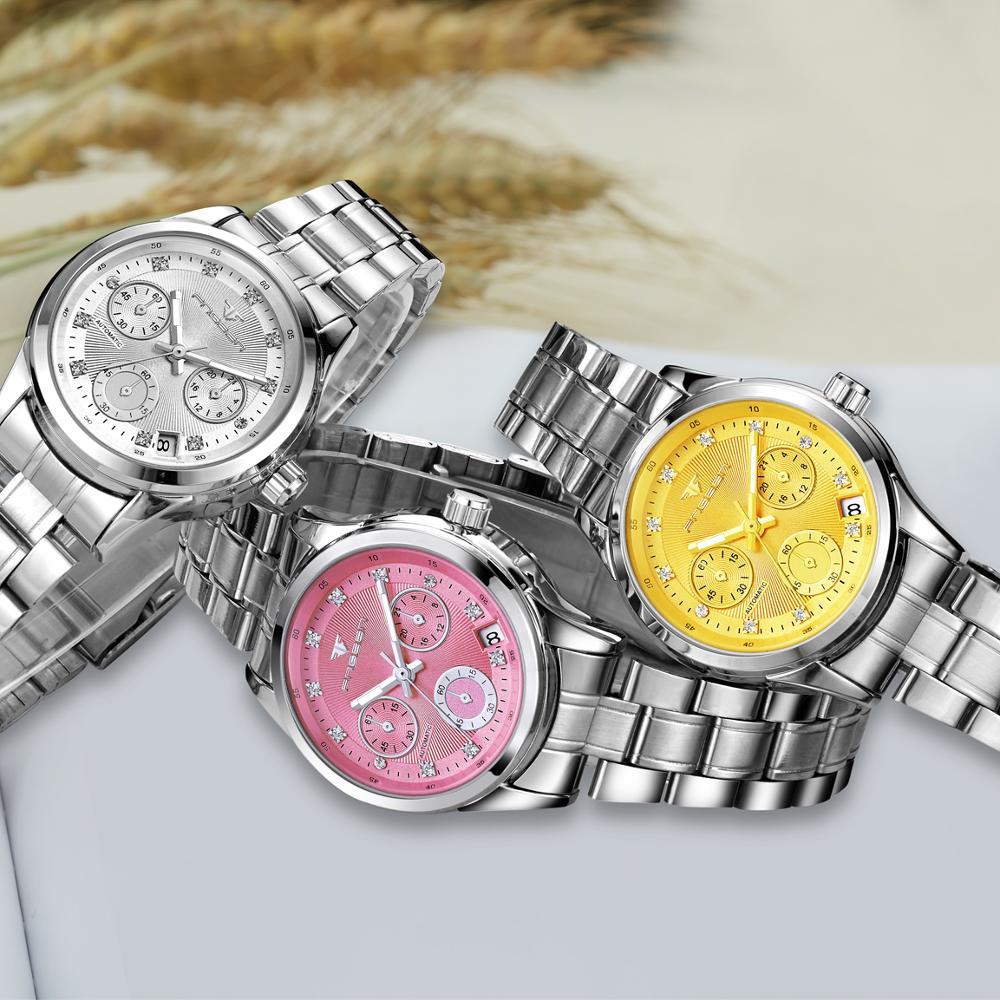FNHEEN Women Watch Women's Watches TOP Brand Luxury Female Clock Montre Femme Relogio Feminino montre femme marque de luxe enlarge