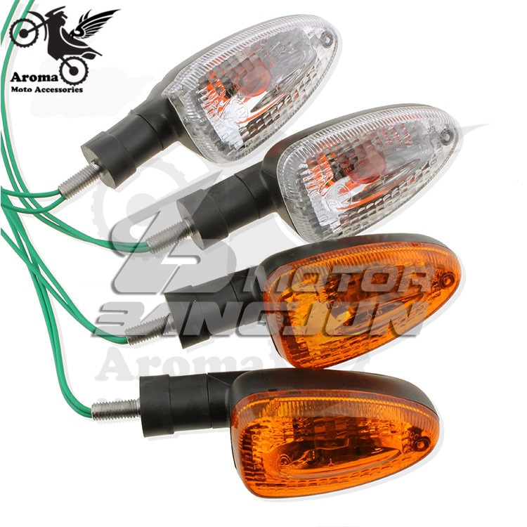 Nueva lámpara intermitente para moto rbike, intermitente para moto rcycle, intermitente para BMW R1100GS R1150GS R1200GS K1200R k1300 R, luz indicadora para moto