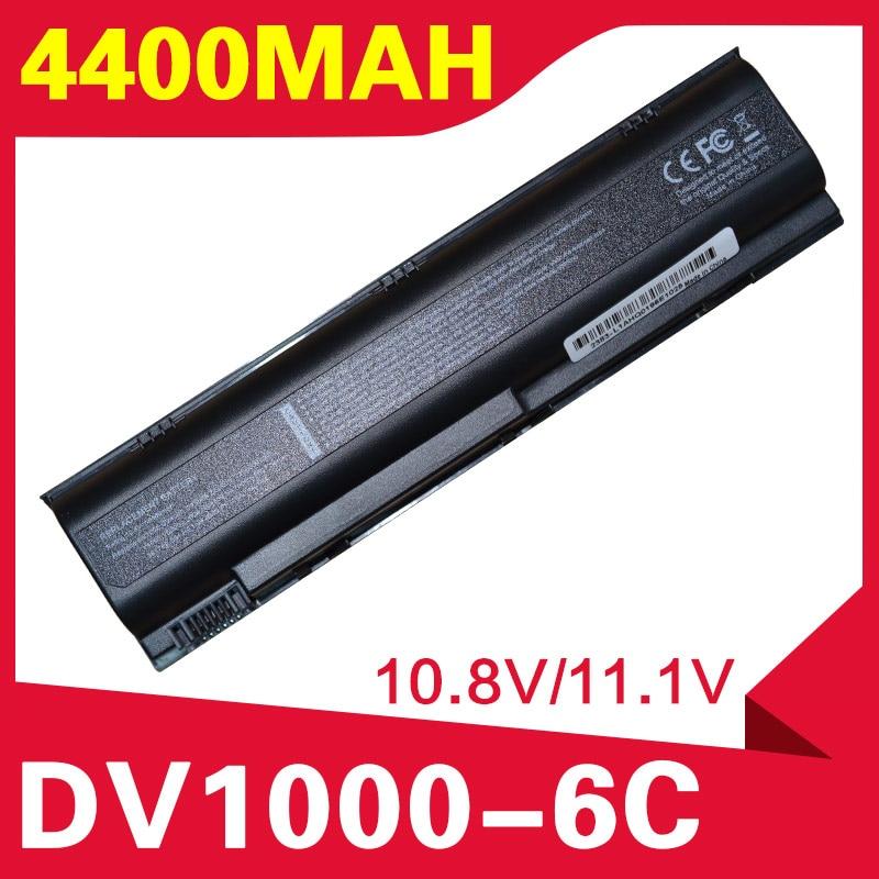 ApexWay 4400mAh batería para HP Pavilion G3000 G5000 dv1000 dv4000 dv5000 para...