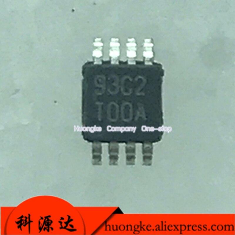 10 teile/los Digitale Temperatur Sensor LM75AIMM Siebdruck T00A VSSOP-8