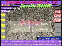 Aoweziic  100% new original   TC58NVG3S0FTAI0  TSOP48   Memory chip   TC58NVG3S0FTAIO