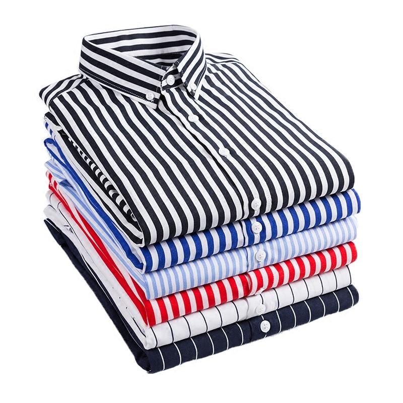 Cozimastarla Весна Лето полосатые рубашки с длинными рукавами Британский Стиль Модное