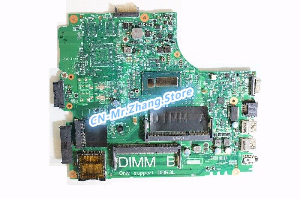 SHELI لديل 3440 اللوحة المحمول CN-0PTD1C 0PTD1C PTD1C W/I3 4010U CPU DDR3L