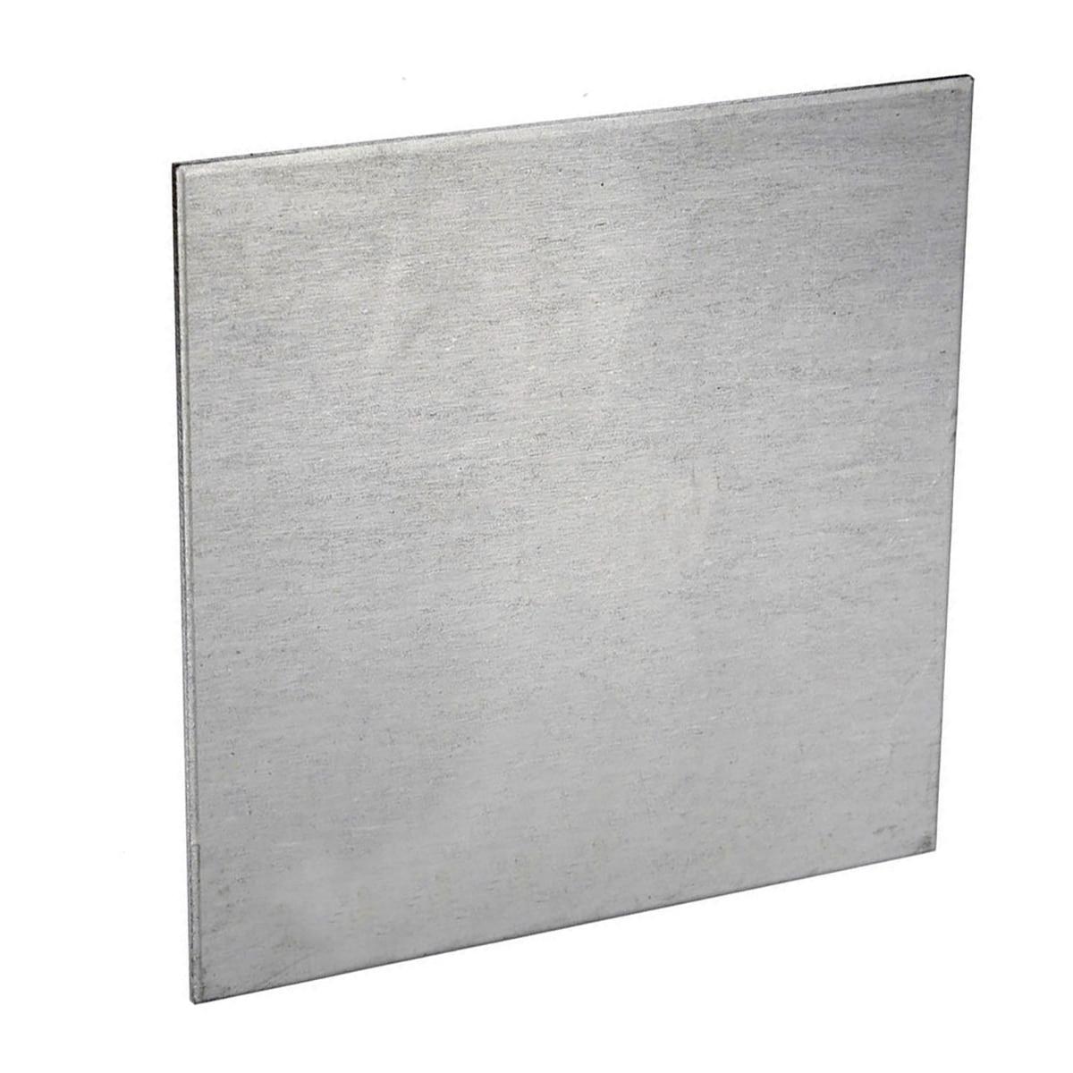 1 ud. Placa de titanio de 0,5mm 0,8mm 1mm 2mm 3mm 4mm de espesor hoja de titanio Ti grado Gr2 ASTM B265 100x100mm con alta dureza
