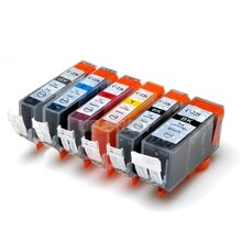 Cartouches dencre compatibles pour Canon PIXMA, 18 pièces/3 ensembles, PGI225 CLI226, MG5120, MG5220, MG5320, MG6120, MG6220, MG8120, MG8120B