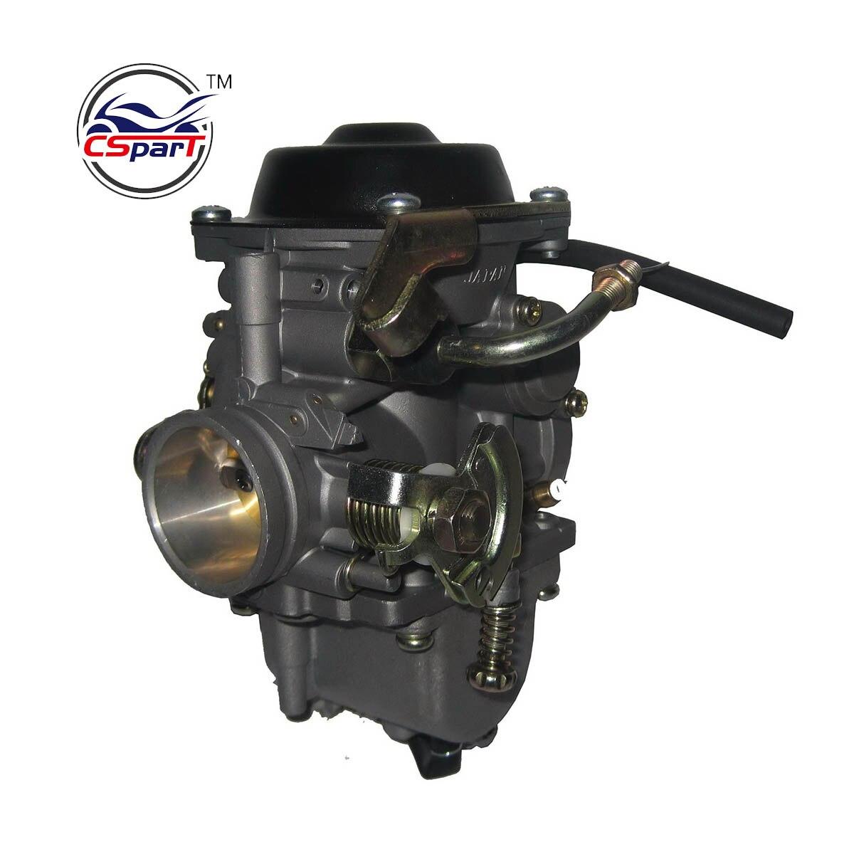 300 400 300CC 400CC Loncin Carb Carburador Para GN250 GN300 ODES ATV UTV Go Kart Peças