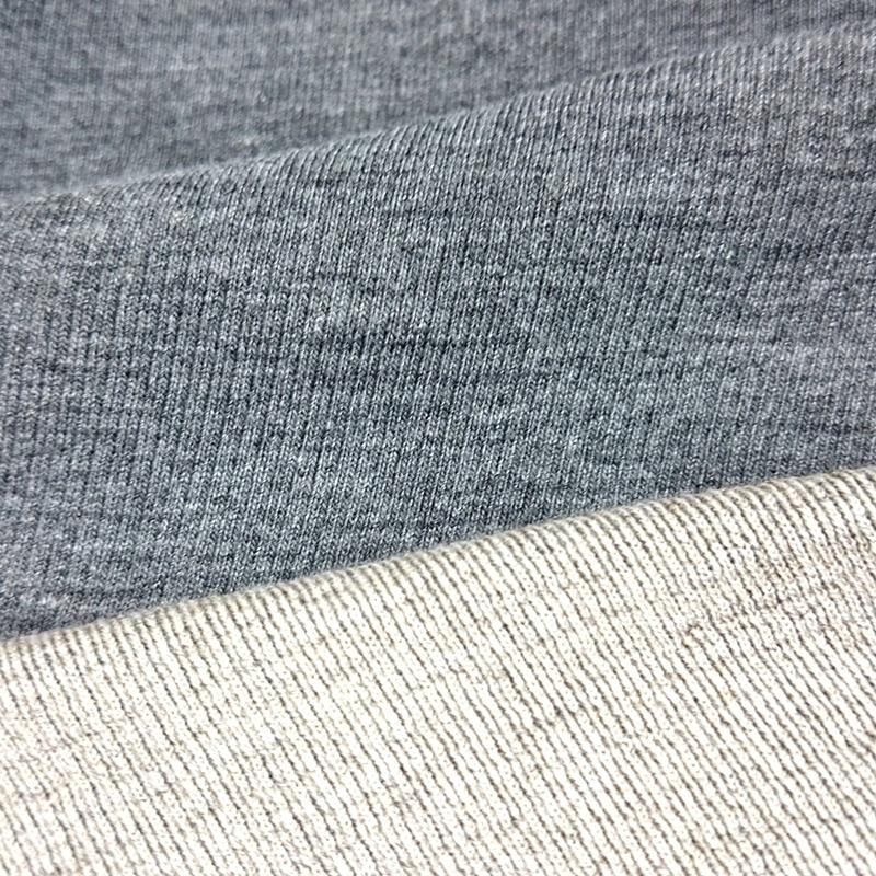 RF/EMF shielding breathable bamboo/silver fiber elastic fabric