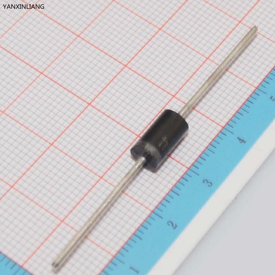 10 шт./лот 1N5400 DO-27 DO-201AD Amp 50 вольт с выпрямительным диодом