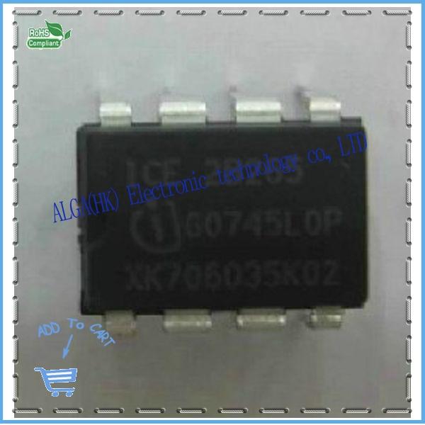 ICE2B265 2B265 genuino LCD chip de gestión DIP-8