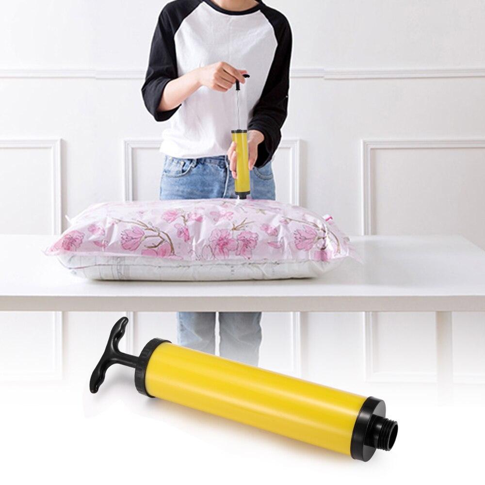 Manual Vacuum Compression Bag Suction Air Pump Compression Pump Storage Bag Special Suction Cylinder Vacuum Bag Hand Pump