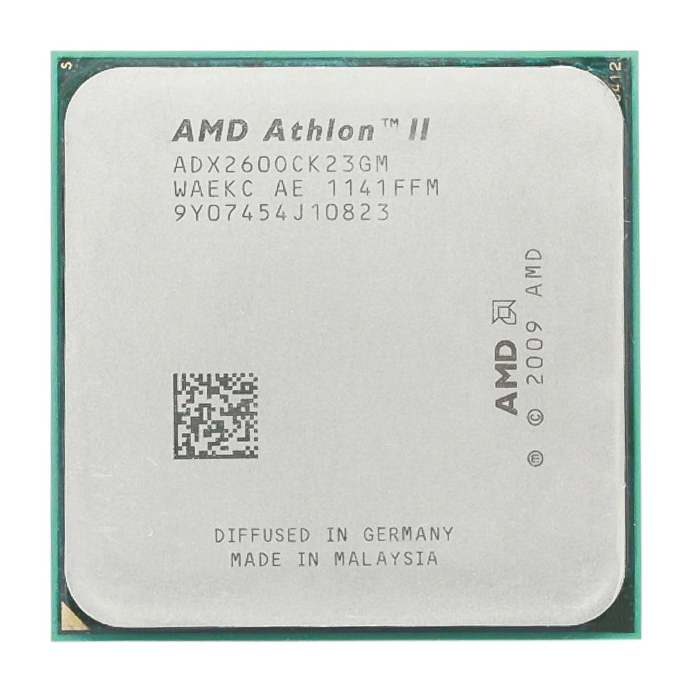 AMD Athlon II X2 260 3,2 Ghz/enchufe am3 am2 +/938 pin/Dual-Core