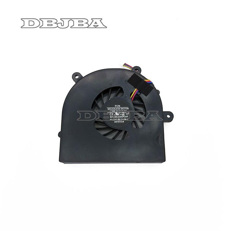 Новый вентилятор процессора для ноутбука Terrans Force X511 X611 X711 X811 BS6005HS-U0D питания 6-23-AX510-012 KSB0705HA
