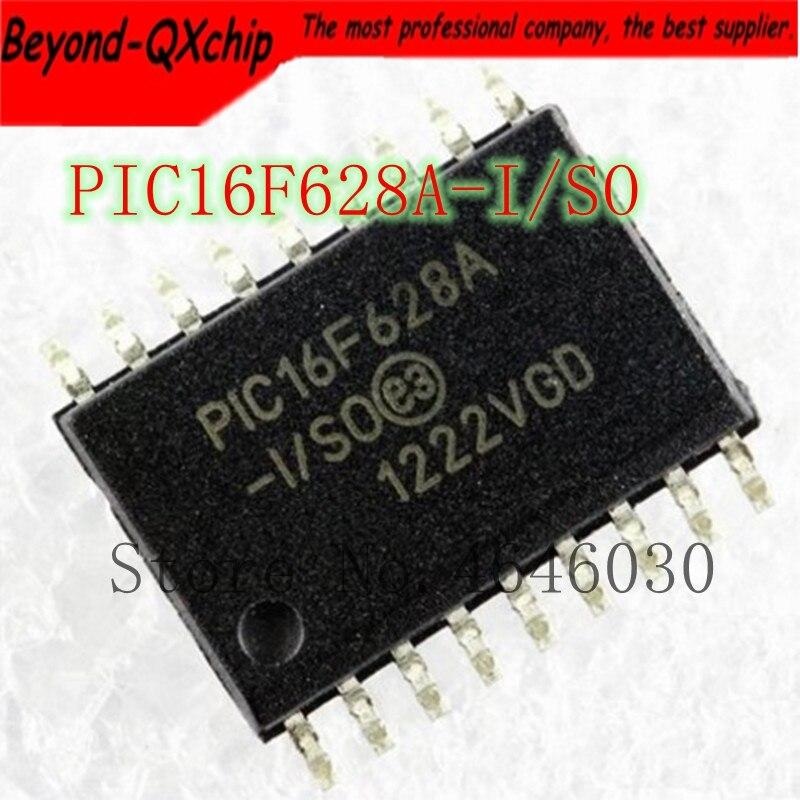 Envío gratis 10 Uds nuevo original PIC16F628A-I/así que PIC16F628A PIC16F628 16F628A-I/así que 16F628A 16F628 SOP18