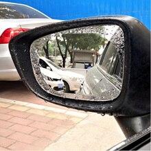 2 pièces rétroviseur de voiture étanche et film anti-brouillard pour Fiat 500 600 500l 500x diagnostic punto stilo bravo freemont stilo