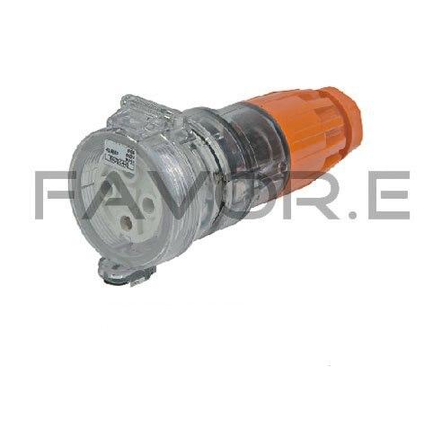 * 10 a tres fases 4 pin redondo hembra conector de plomo industrial 56CSC410