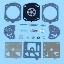Kit de réparation de diaphragme carburateur pour Husqvarna 257 250R Poulan 2800 3300 Homelite 300 Echo CS510 CS550 Walbro K20-HDA