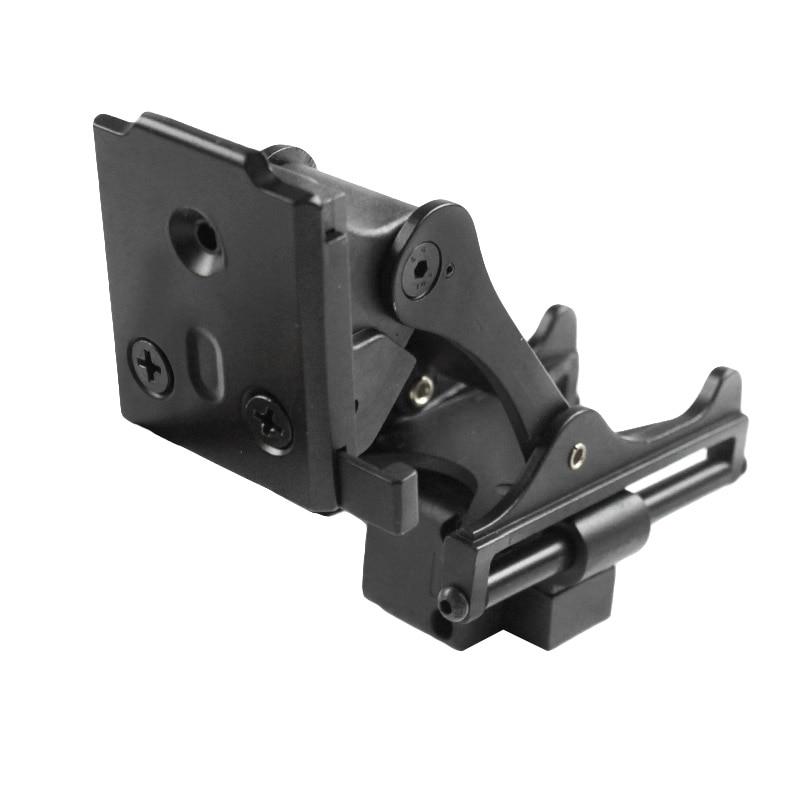 Super venta para Airsoft Paintball M88 Kit de montaje rápido de casco para Rhino NVG PVS-7 PSV-14 de visión nocturna gafas casco Rhino brazo