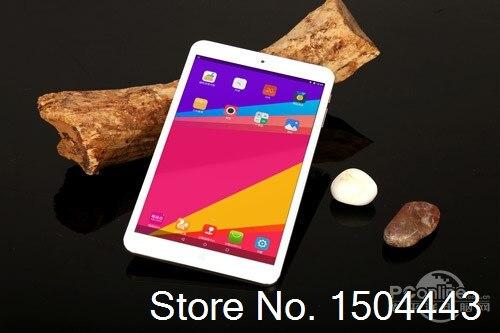 ONDA V80 Plus 8,0 pulgadas X5 Windows 10 + Android 5,1 Dual OS Tablet PC 2 unids/lote a prueba de arañazos claro película protectora de pantalla