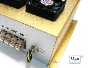 Image 2 - Max 99A контроллер с интеллектуальной функцией ШИМ контроллером OGO ProX, роскошная версия 4,1 с открывающейся настройкой Funtion